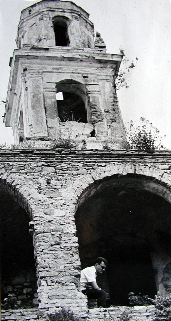 Clizia a Bussana Vecchia