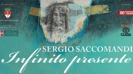 Mostra Sergio Saccomandi; Infinito presente