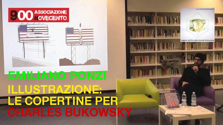 Emiliano Ponzi - Arte applicata per le copertine di libri