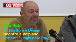 Video Italo Rota architetto - Volpiano