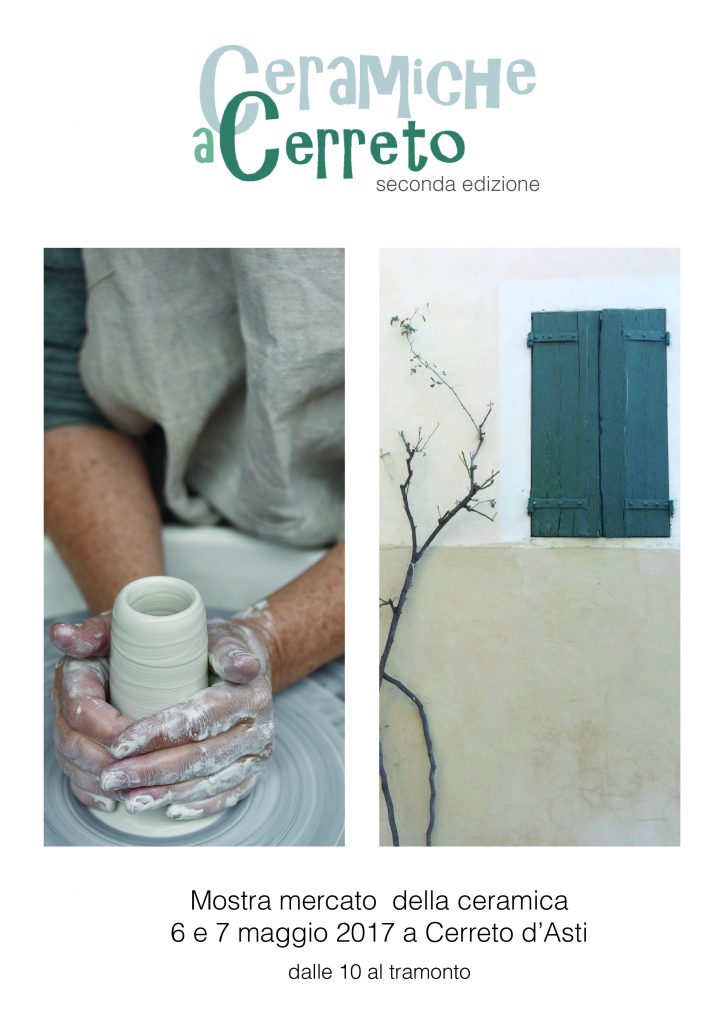 Ceramiche a Cerreto; Seconda Edizione: Mostra Mercato