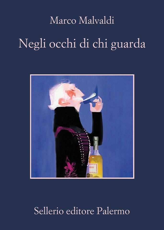 Il nuovo libro di Marco Malvaldi verrà presentato in anteprima nazionale a I Luoghi delle Parole 2017. 'Negli occhi di chi guarda' Sellerio editore Palermo, 2017