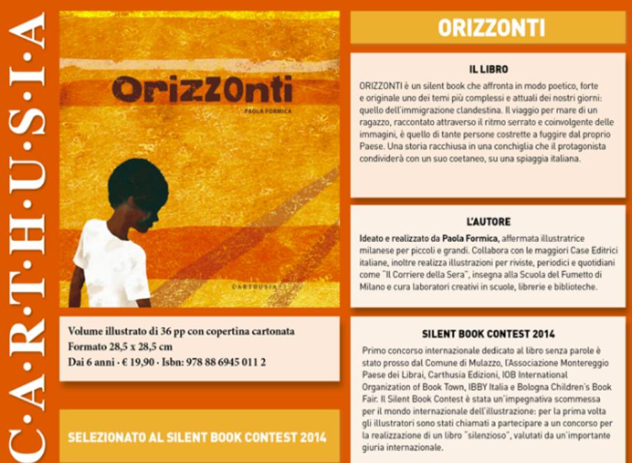 Orizzonti - Silent book