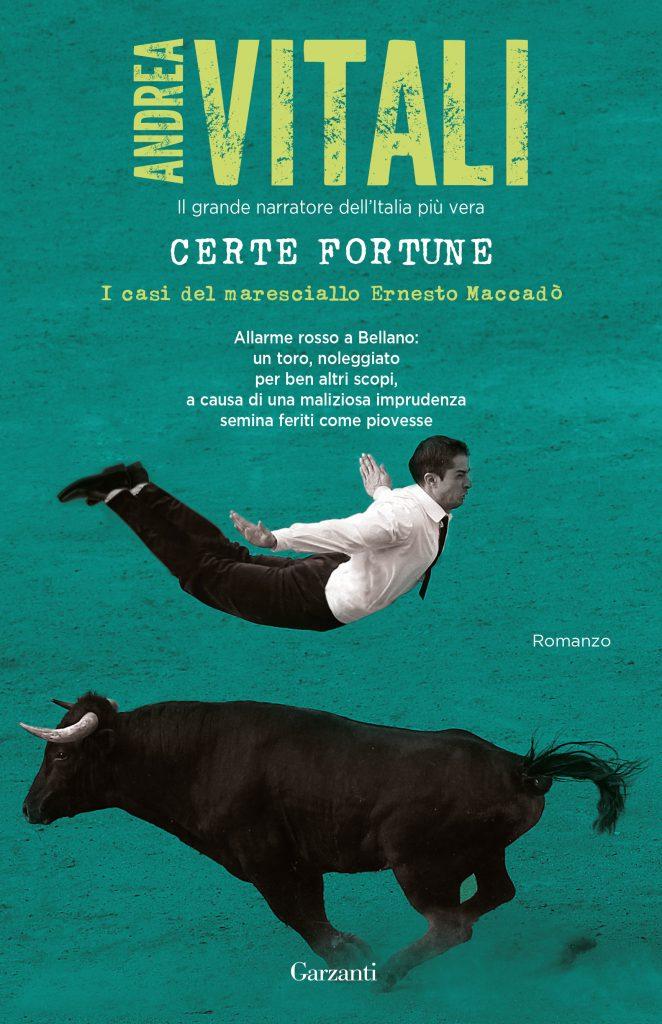 'Certe Fortune', il romanzo di Andrea Vitali per Garzanti presentato a Volpiano per I Luoghi delle Parole
