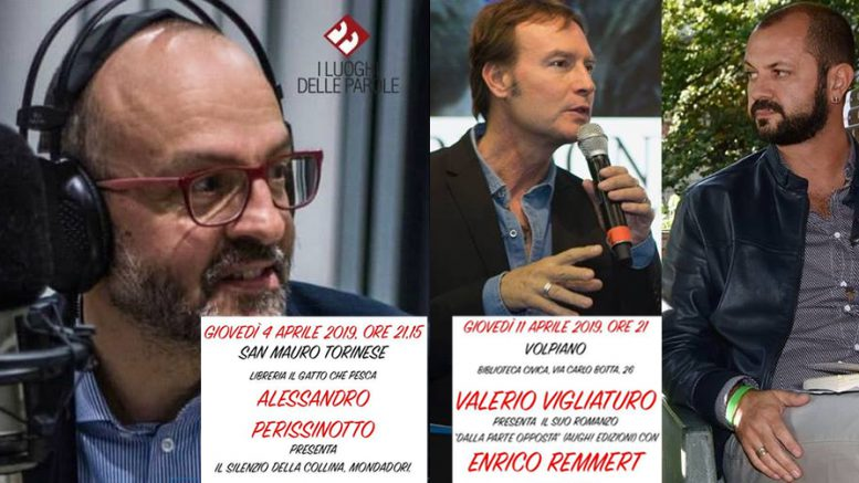 Alessandro Perissinotto, Enrico Remmert, Valerio Vigliaturo!