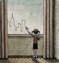 'Imaginacion'; Illustrazione di Franco Matticchio