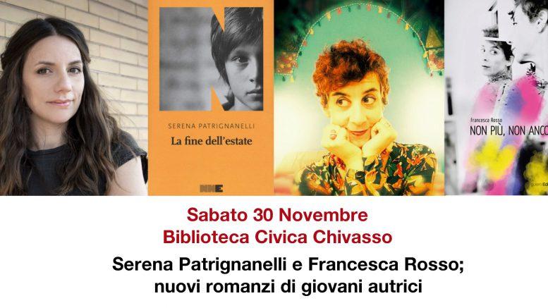 Serena Patrignanelli francesca Rosso