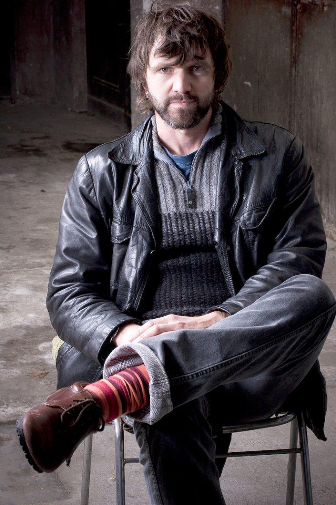 Davide Longo; ritratto