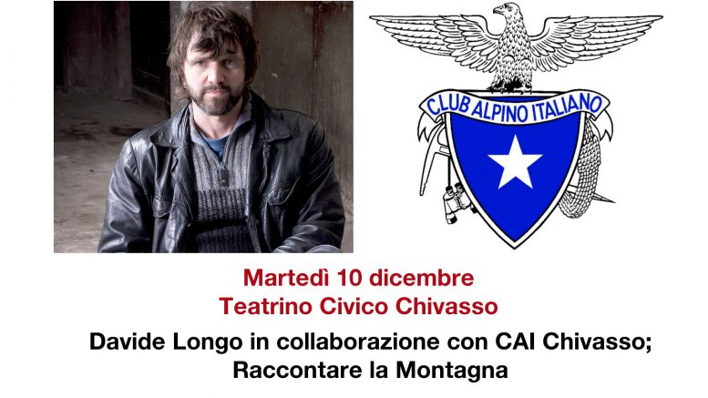 Raccontare la Montagna - Davide Longo CAI Chivasso