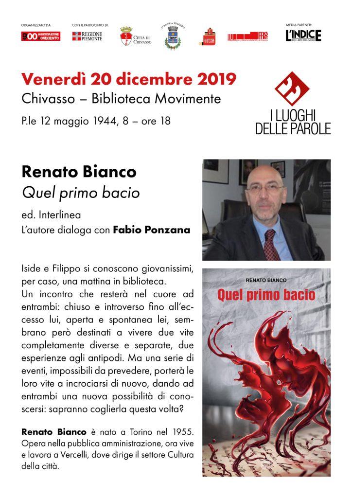 Renato Bianco a Chivasso