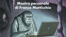 Franco Matticchio - Raccolta Indifferenziata - Mostra Personale a Chivasso; Museo Clizia