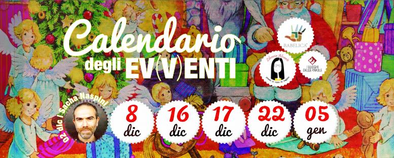 Calendario dell'Avvento Letterario