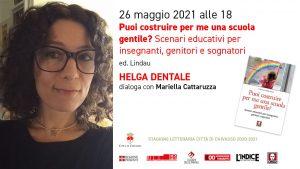 Helga Dentale è docente per la formazione