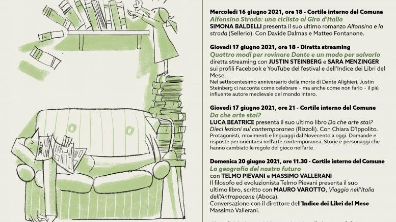 Programma Festival Letterario Comune di Chivasso 2021 .