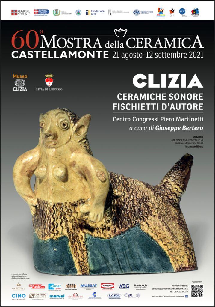 Clizia - Ceramiche sonore fischietti d'autore - Castellamonte