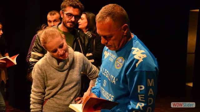 Gianni Maddaloni - firma copie